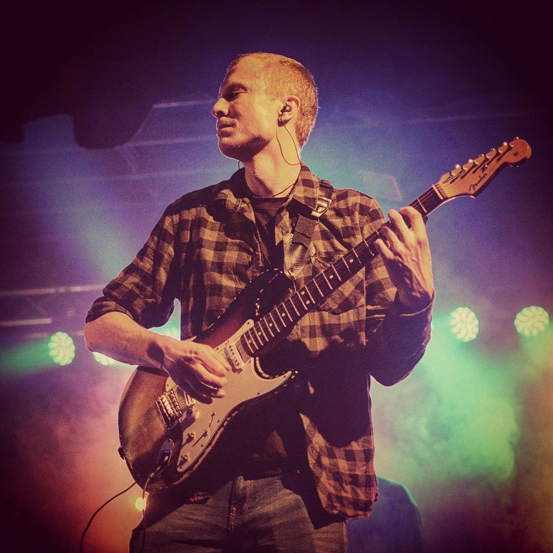 Patrick Stark – Lead-E-Gitarre